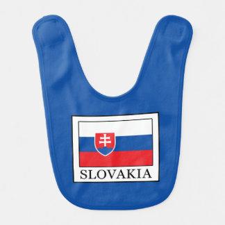 La Slovaquie Bavoir De Bébé
