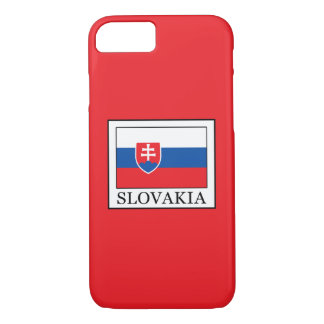 La Slovaquie Coque iPhone 7