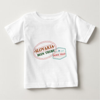 La Slovaquie là fait cela T-shirt Pour Bébé