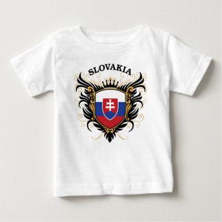 La Slovaquie T-shirt Pour Bébé