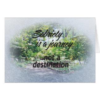 la sobriété est un voyage 16 cartes
