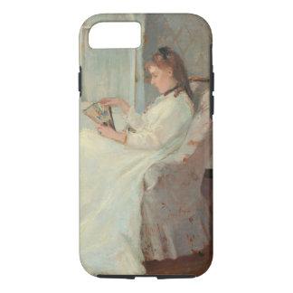 La soeur de l'artiste à une fenêtre, 1869 coque iPhone 7