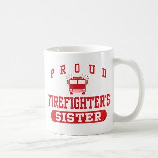 La soeur du sapeur-pompier mug