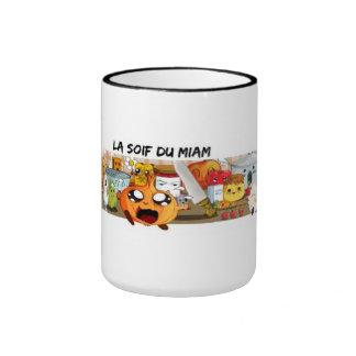 la soif du miam mug ringer