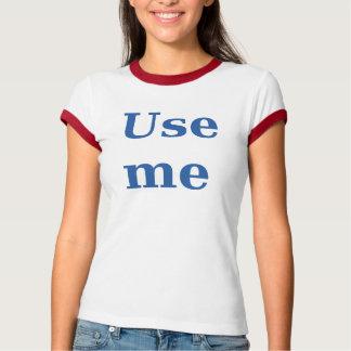 La sonnerie bleue m'emploient t-shirts