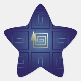 La sortie sticker étoile