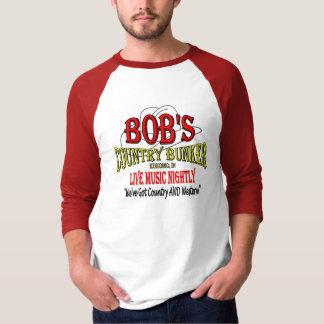 La soute du pays de Bob - honorez les années 80 T-shirt