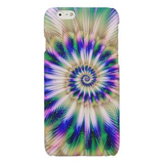 La spirale teignent en nouant le cas de l'iPhone 6