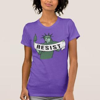 La statue de la liberté résistent --- Aucune T-shirt