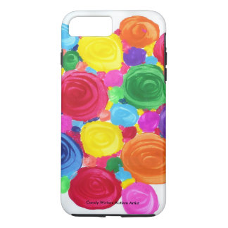 La sucrerie arrose l'artiste d'autisme coque iPhone 8 plus/7 plus
