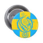 La Suède Badges