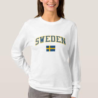 La Suède + Drapeau T-shirt