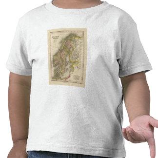 La Suède et la Norvège T-shirt