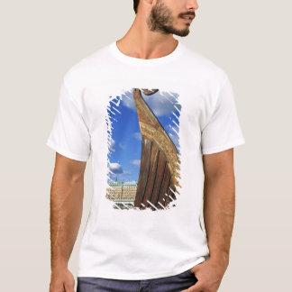 La Suède, Stockholm, port, de Gamla Stan, T-shirt
