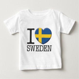 La Suède T-shirt Pour Bébé