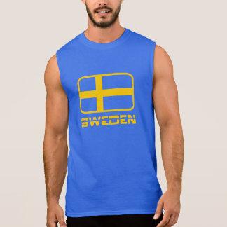 La Suède T-shirt Sans Manches