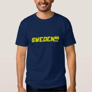 La SUÈDE ! ! ! T-shirts