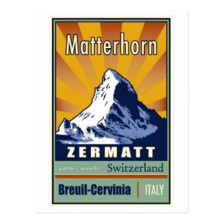 La Suisse Carte Postale