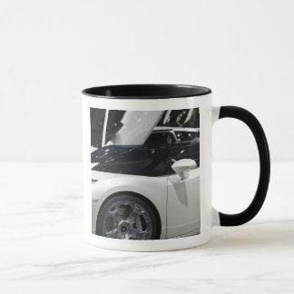 LA SUISSE, GENÈVE : soixante-quinzième Automobile Mug