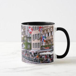 La Suisse, luzerne, bord de mer médiéval Mug