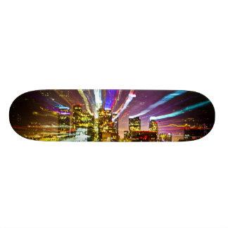 LA sur l'acide Plateaux De Skateboards