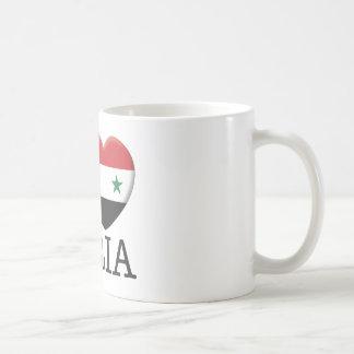 La Syrie Mug