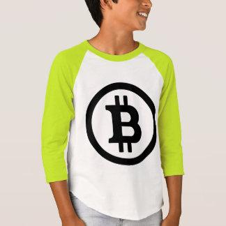 La T-Chemise-Cryptocurrency au néon Geekery des T-shirt