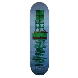 La tache de repaire plateaux de skateboards