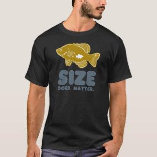La taille importe t-shirt