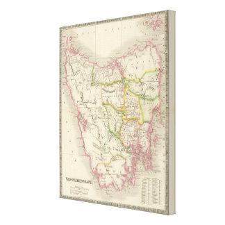 La Tasmanie Toiles