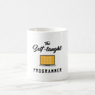 La tasse autodidacte de programmeur