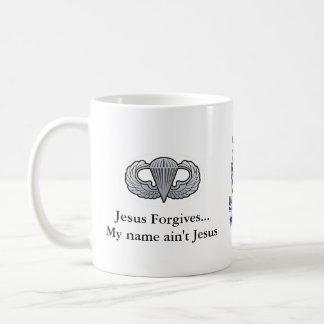La tasse de café 505 Jésus pardonne