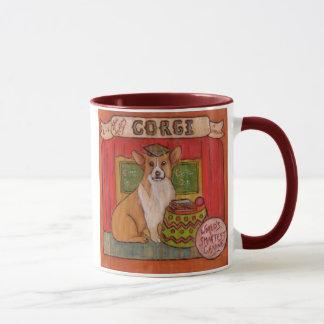 La tasse de café canine la plus intelligente du