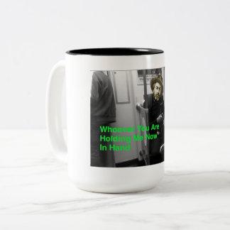 La tasse de café Courrier-Numérique de Walt