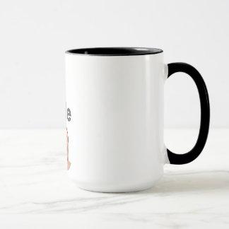 La tasse de café d'exposition de Bob Doyle