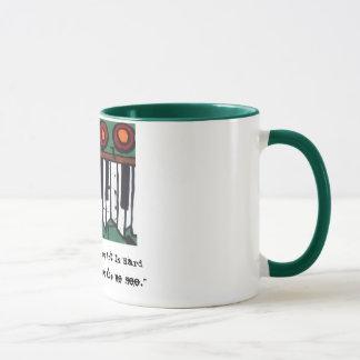 La tasse de café laide d'organe (version 3)
