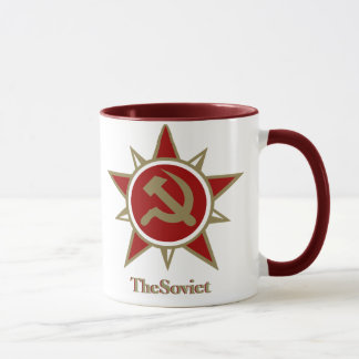 La tasse de café soviétique