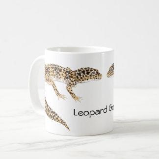 La tasse de Gecko de léopard