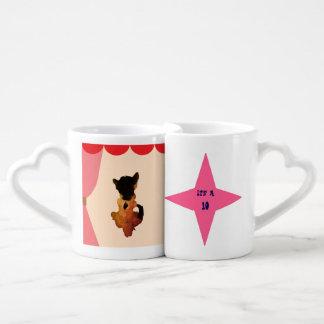 La tasse de l'amoureux des chats - habillez le
