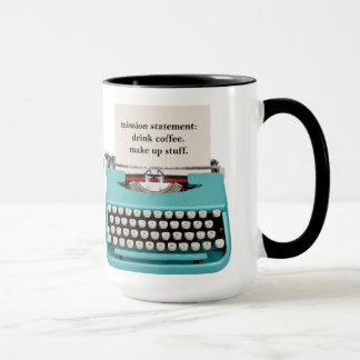 La tasse de l'auteur - café de boissons - composez