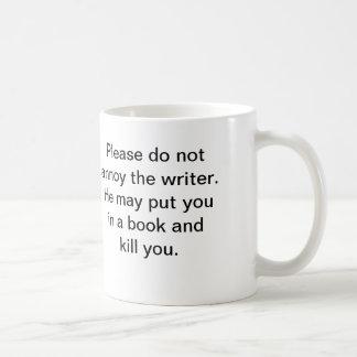 La tasse de l'auteur (il)