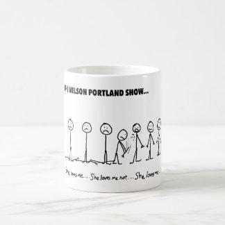 La tasse d'exposition du Nelson Portland