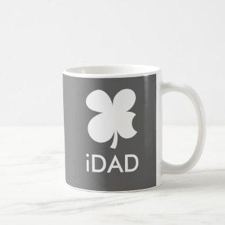 la tasse d'iDad avec le trèfle chanceux   Apple