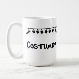 La tasse du costume