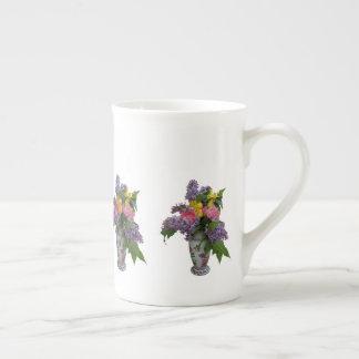La tasse du fleuriste