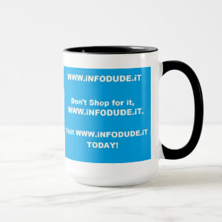 La tasse du fonctionnaire WWW.iNFODUDE.iT !