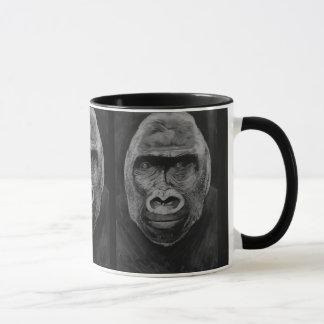 La tasse du gorille