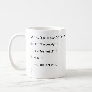 La tasse essentielle du programmeur