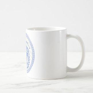 La tasse grecque de club d'épouses