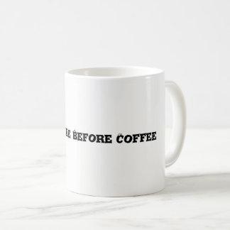 La tasse parfaite pour le début parfait du jour